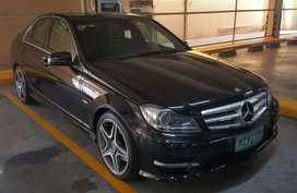 Selling Mercedes-Benz C200 2012 at 18000 km in Baguio