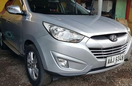 Selling Hyundai Tucson 2014 at 30000 km in Quezon City