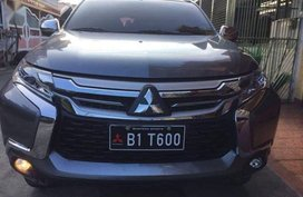 Mitsubishi Montero 2017 Manual Diesel for sale in Cabuyao