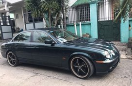 Selling 2nd Hand Jaguar S-Type 2000 in Cainta