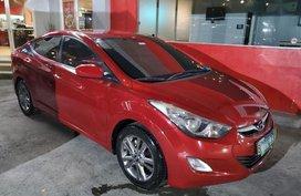 Hyundai Elantra 2012 Automatic Gasoline for sale in Quezon City