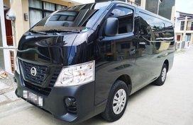 Sell Black 2018 Nissan Urvan in Mandaue
