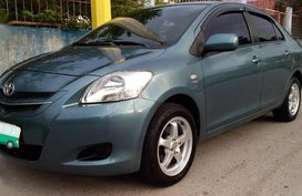 Toyota Vios 2008 Manual Gasoline for sale in Angeles