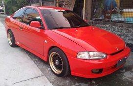 Mitsubishi Lancer 1997 Manual Gasoline for sale in Lingayen
