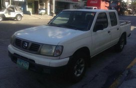 Selling Nissan Frontier 2008 Manual Diesel in Manila
