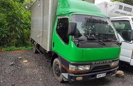 Sell Green 2006 Mitsubishi CanterA in Bulacan
