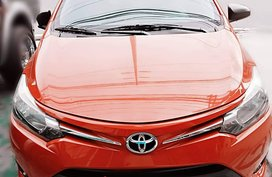 Selling Used Toyota Vios 2014 in Metro Manila