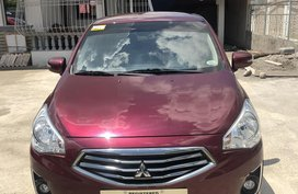 Red 2017 Mitsubishi Mirage G4 for sale in Cavite