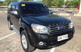 Selling Used Ford Everest 2014 Automatic Diesel in Lucena