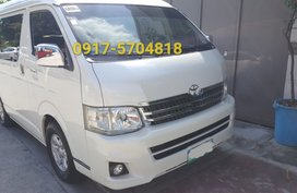 Sell 2nd Hand 2013 Toyota Hiace at 60000 km