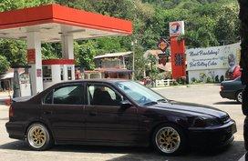Black Honda Civic 1998 for sale in Isabela