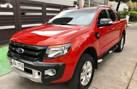 Selling Ford Ranger 2015 Automatic Diesel in Parañaque