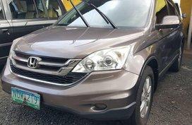 Selling Honda Cr-V 2010 at 80000 km in Quezon City