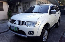 2nd Hand Mitsubishi Montero 2011 for sale in Quezon City