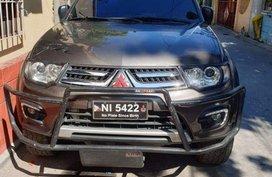 Selling 2nd Hand Mitsubishi Montero 2015 in Makati