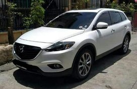 Selling Mazda Cx-9 2015 Automatic Diesel in Bacoor