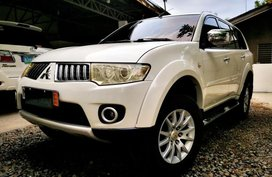 Selling Mitsubishi Montero 2009 Automatic Diesel in Pulilan
