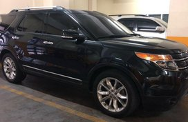 2nd Hand Ford Explorer 2014 for sale in Quezon City