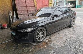 Selling Used Bmw 320D 2012 Automatic Diesel in Makati
