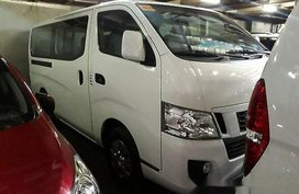 Selling White Nissan Nv350 Urvan 2015 Manual Diesel