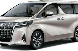 Toyota Alphard 2019 Automatic Diesel for sale in Caloocan