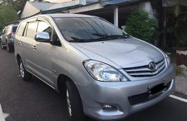 Toyota Innova 2008 Manual Gasoline for sale in Makati
