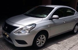 Selling Nissan Almera 2017 Manual Gasoline in Makati