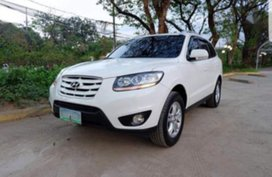 2nd Hand Hyundai Santa Fe 2010 Automatic Diesel for sale in Valenzuela