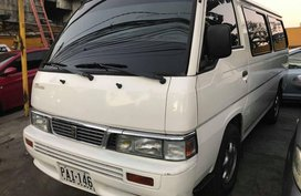 Selling Nissan Urvan 2012 Manual Diesel in Quezon City