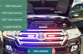 Selling Brand New Toyota Land Cruiser 2019 Automatic Diesel in Quezon City