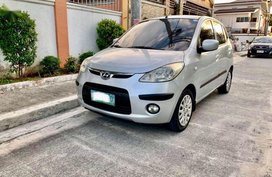 Selling Hyundai I10 2009 Automatic Gasoline in Bacoor