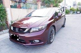 Honda Civic 2015 Automatic Gasoline for sale in Angono