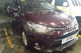 Toyota Vios 2017 Automatic Gasoline for sale