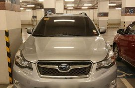 Selling Used Subaru Xv 2015 in Mandaue