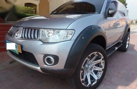 Sell 2nd Hand 2010 Mitsubishi Montero Sport at 40000 km in Quezon City