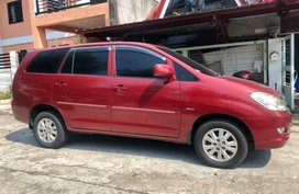Selling Used Toyota Innova 2008 in Bacoor