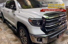 2nd Hand Toyota Tundra 2018 for sale in Manila