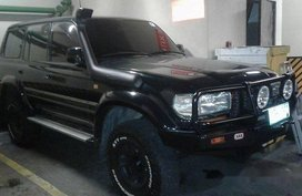 Toyota Land Cruiser 2003 Automatic Diesel for sale