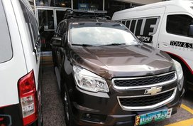 2013 Chevrolet Trailblazer for sale in Taguig