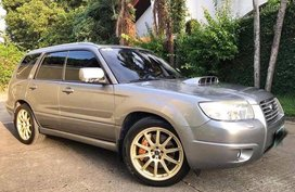 Selling 2nd Hand Subaru Forester 2007 in Quezon City
