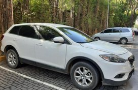 Selling White Mazda Cx-9 2013 in Marikina