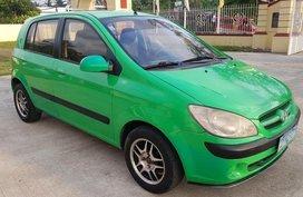 Selling Hyundai Getz 2007 Manual Gasoline in Iriga