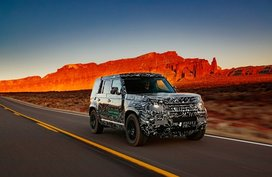 Land Rover Defender 2020 to hit PH shores Q1 next year?