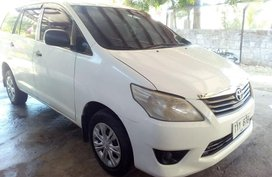 2nd Hand Toyota Innova 2012 Manual Diesel for sale in San Leonardo