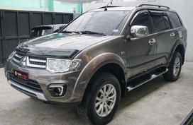 Selling Mitsubishi Montero 2015 at 50000 km in Quezon City