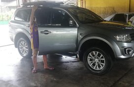 Mitsubishi Montero 2015 Manual Diesel for sale in Angeles