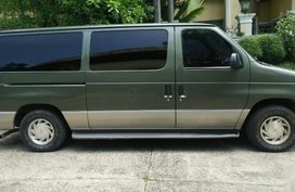 2nd Hand Ford Chateau 2002 Wagon for sale in Quezon City
