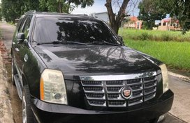 Cadillac Escalade 2008 Automatic Gasoline for sale in Angeles