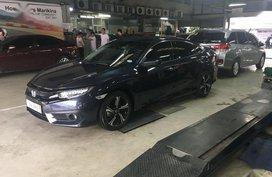 Selling 2nd Hand Honda Civic 2017 in Pasay