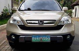 Selling Honda Cr-V 2007 Automatic Diesel in Leyte